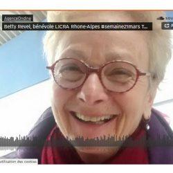 Le témoignage de Betty Revel sur Soundcloud